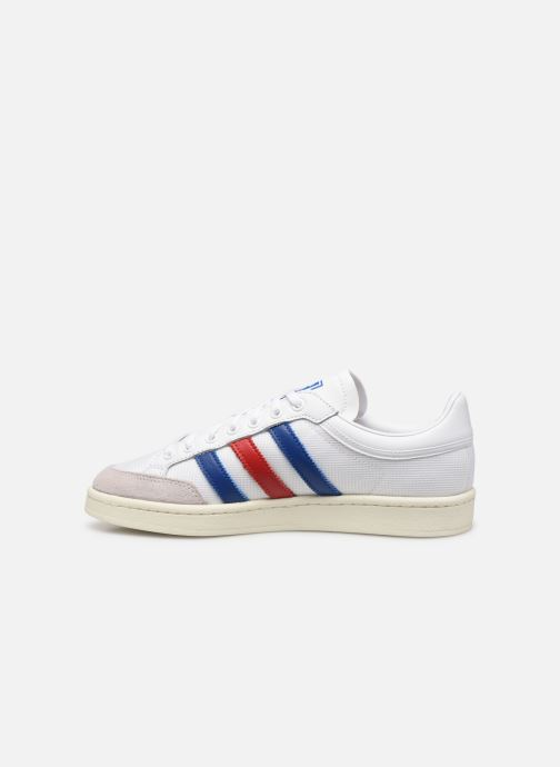 Baskets adidas originals Americana Low Blanc vue face