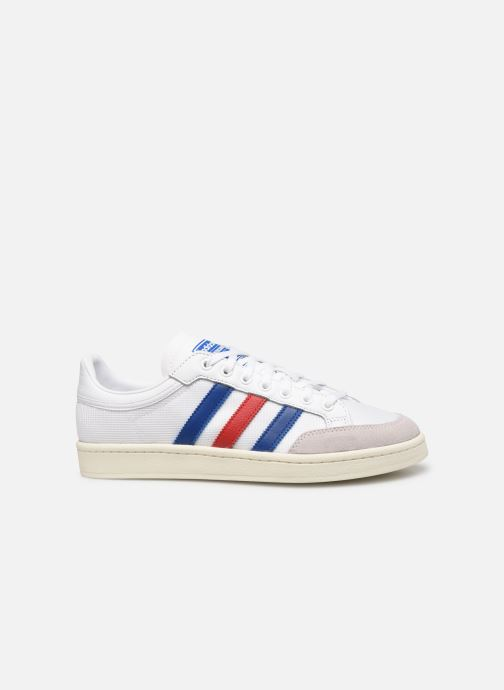 Baskets adidas originals Americana Low Blanc vue derrière