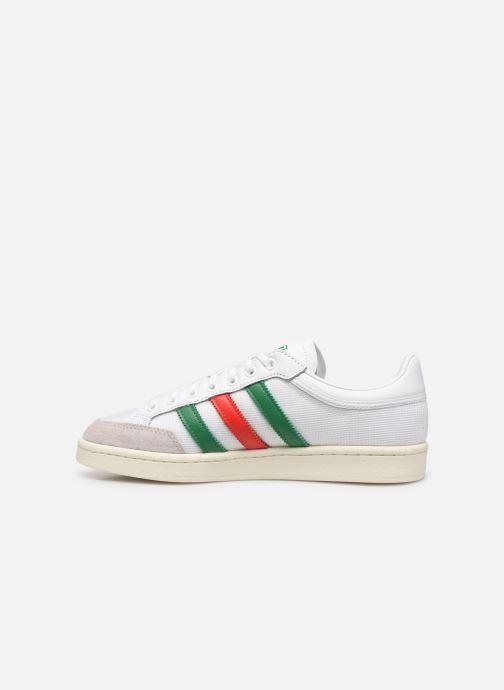 Sneakers adidas originals Americana Low Wit voorkant