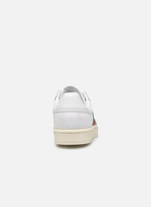 Trainers adidas originals Americana Low White view from the right