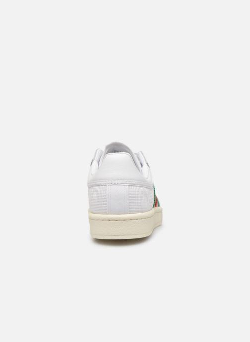 Sneakers adidas originals Americana Low Wit rechts