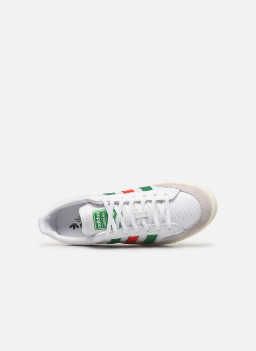 Baskets adidas originals Americana Low Blanc vue gauche