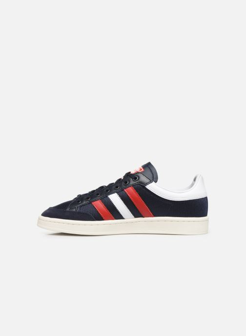 Sneakers adidas originals Americana Low Blå se forfra