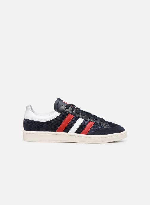 Sneaker adidas originals Americana Low blau ansicht von hinten