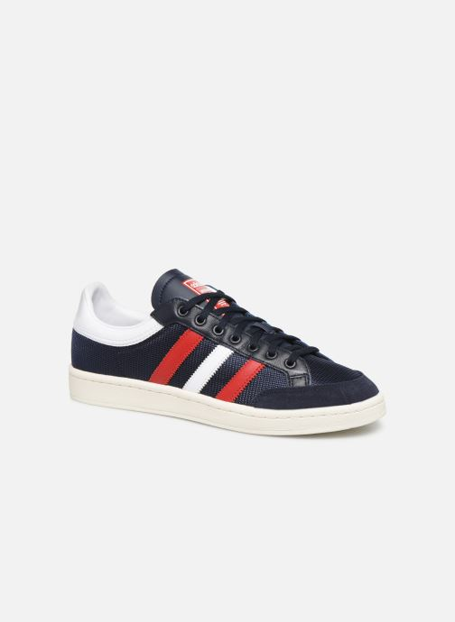 Trainers adidas originals Americana Low Blue detailed view/ Pair view