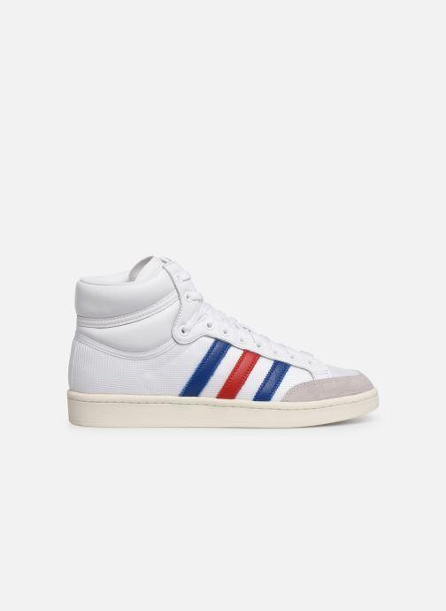 Sneakers adidas originals Americana Hi Hvid se bagfra