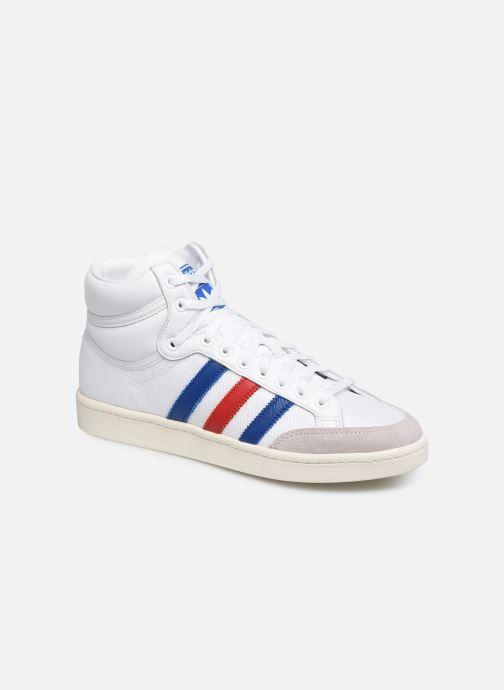 Sneaker adidas originals Americana Hi weiß detaillierte ansicht/modell