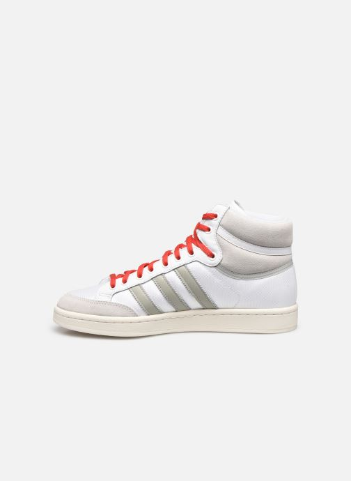 Baskets adidas originals Americana Hi Blanc vue face