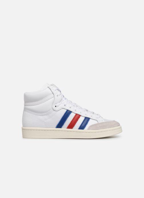 Baskets adidas originals Americana Hi W Blanc vue derrière