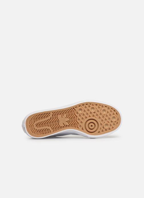 Baskets adidas originals Continental Vulc W Blanc vue haut