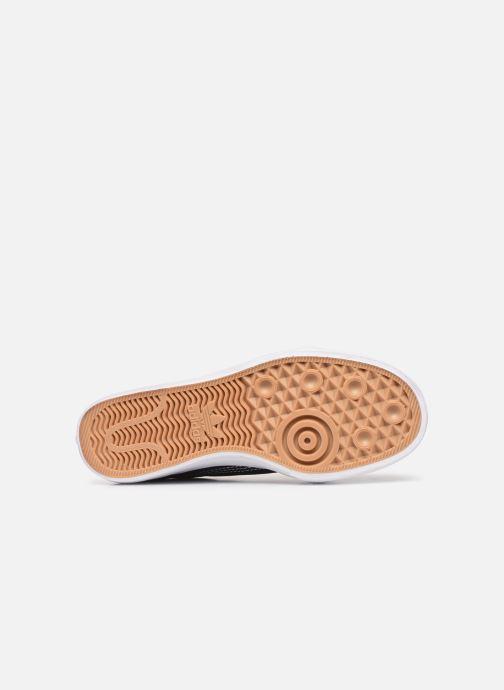 Baskets adidas originals Continental Vulc W Noir vue haut