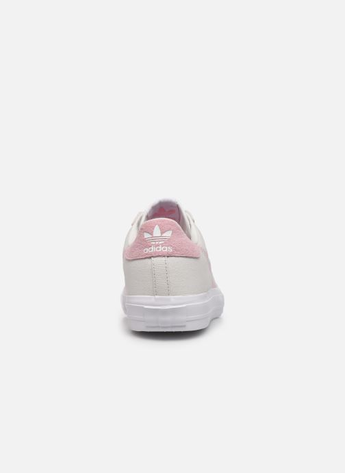 Sneakers adidas originals Continental Vulc W Beige immagine destra