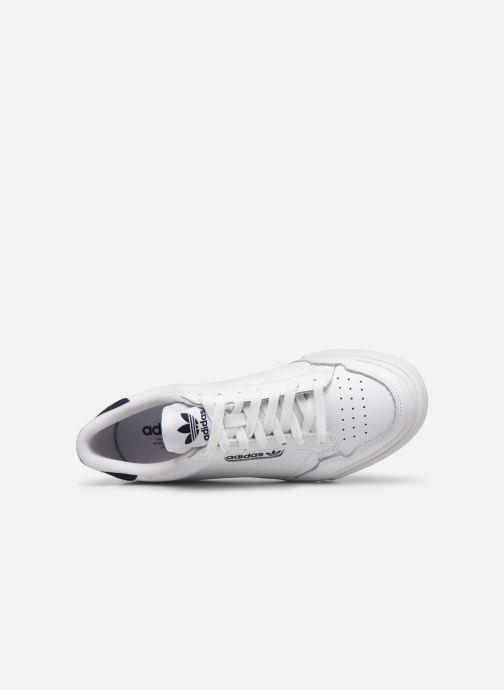 Sneakers adidas originals Continental Vulc Wit links