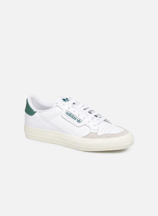 Sneakers adidas originals Continental Vulc Wit detail
