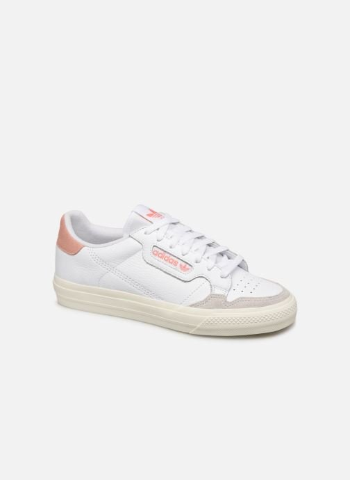 Sneakers adidas originals Continental Vulc Wit detail