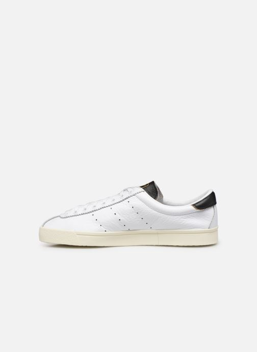 Sneakers adidas originals Lacombe Bianco immagine frontale