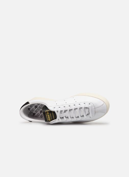 Trainers adidas originals Lacombe White view from the left