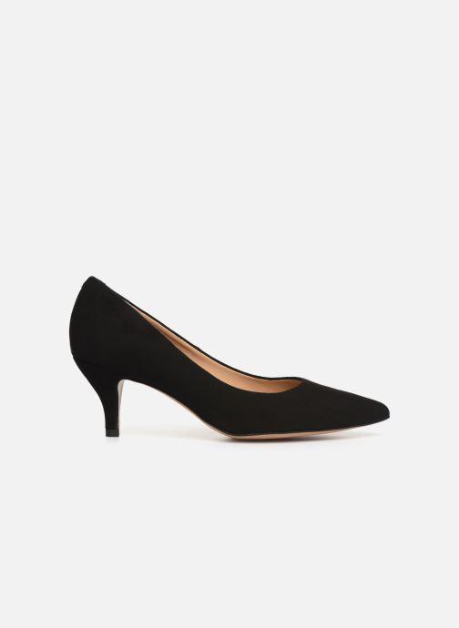 Zapatos de tacón Perlato 10970 Negro vistra trasera