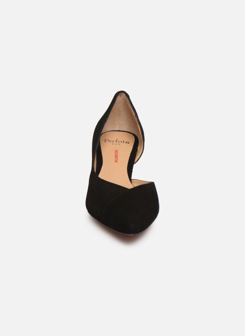 Escarpins Perlato 11313 Noir vue portées chaussures