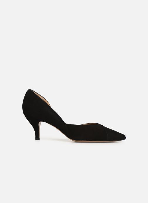 High heels Perlato 11313 Black back view