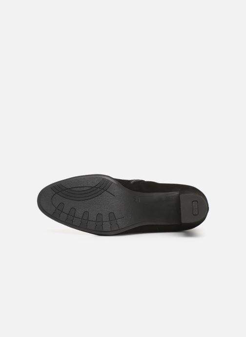 Stiefeletten & Boots Perlato 11265 schwarz ansicht von oben