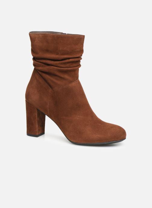 Bottines et boots Perlato 11265 Marron vue détail/paire