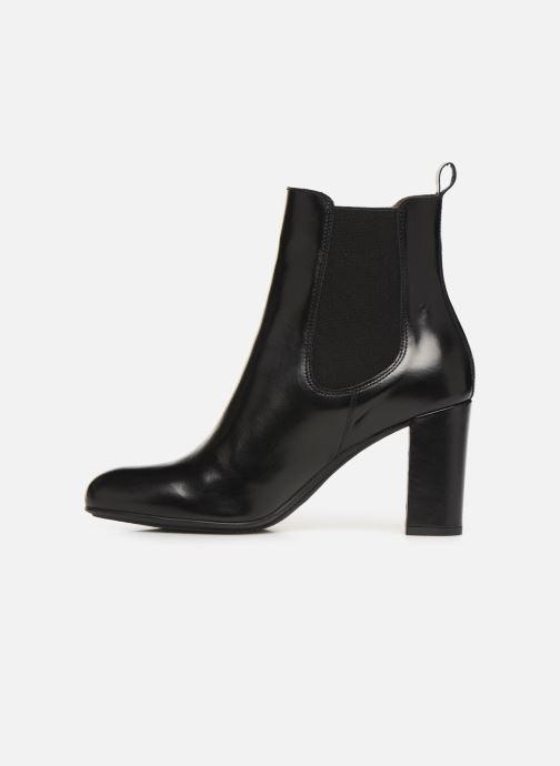 Boots en enkellaarsjes Perlato 11266 Zwart voorkant