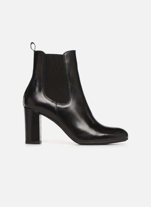 Boots en enkellaarsjes Perlato 11266 Zwart achterkant