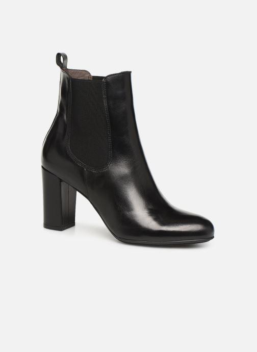 Boots en enkellaarsjes Perlato 11266 Zwart detail