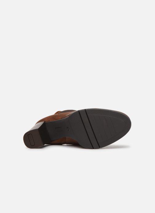 Stiefeletten & Boots Perlato 11273 braun ansicht von oben