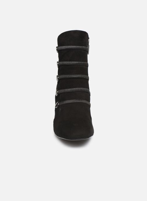 Ankle boots Perlato 11294 Black model view