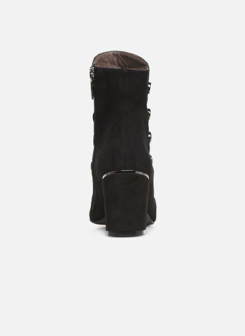 Bottines et boots Perlato 11294 Noir vue droite