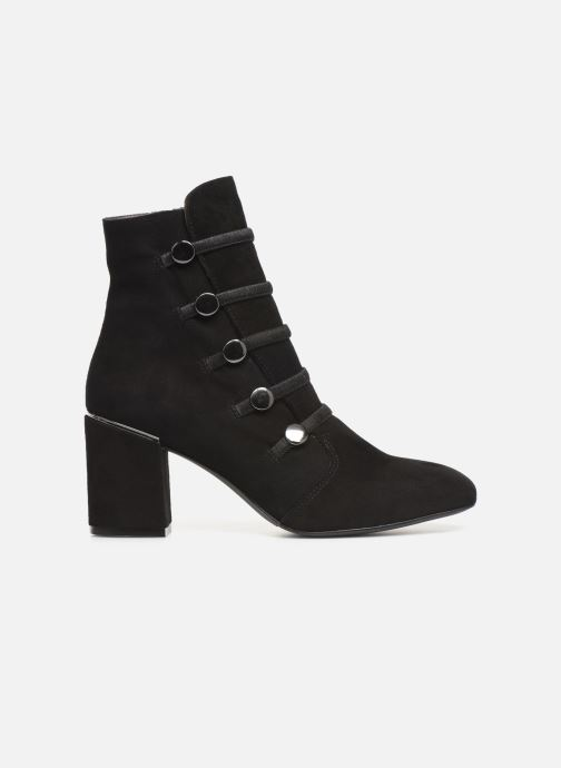 Ankle boots Perlato 11294 Black back view