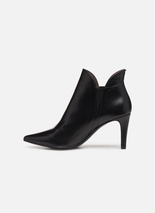 Bottines et boots Perlato 10246 Noir vue face