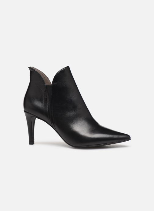 Ankle boots Perlato 10246 Black back view