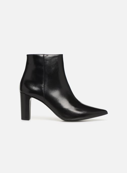 Ankle boots Perlato 11329 Black back view