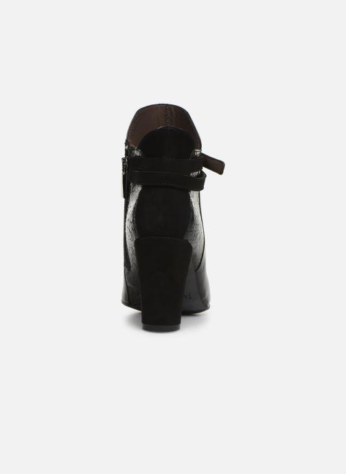 Bottines et boots Perlato 11335 Noir vue droite