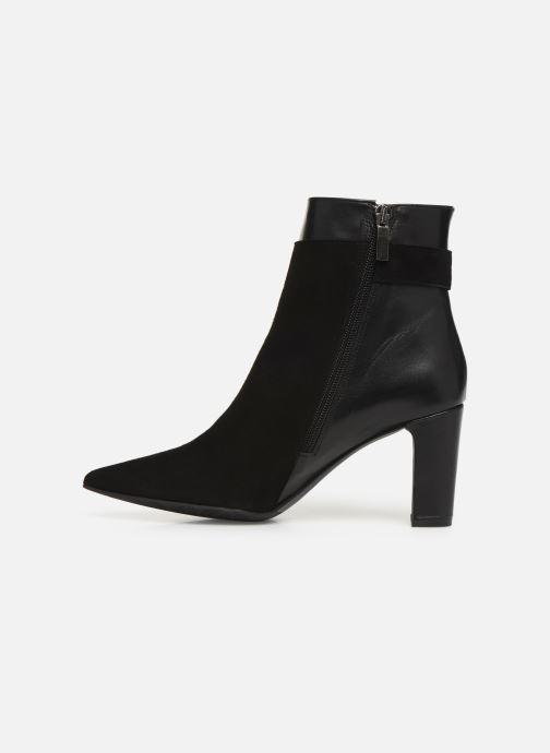 Boots en enkellaarsjes Perlato 11336 Zwart voorkant