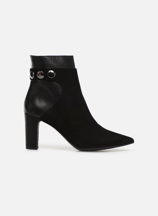 Boots en enkellaarsjes Perlato 11336 Zwart achterkant
