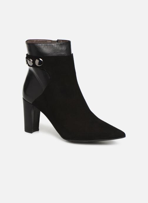 Boots en enkellaarsjes Perlato 11336 Zwart detail