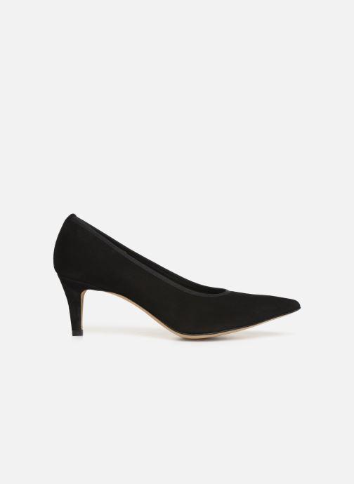 Zapatos de tacón Perlato 9330 Negro vistra trasera