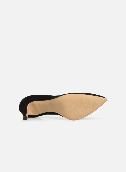 High heels Perlato 9330 Black view from above