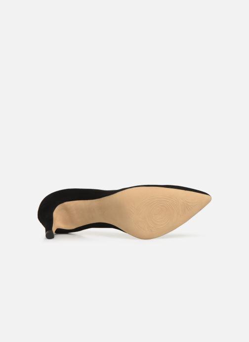 Zapatos de tacón Perlato 9330 Negro vista de arriba
