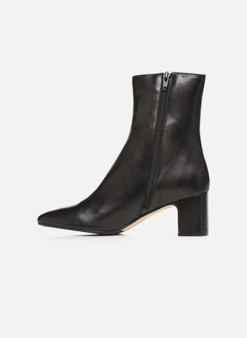 Boots en enkellaarsjes Notabene Flyod Zwart voorkant