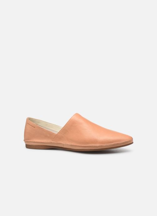 Loafers Vagabond Shoemakers Antonia 4313-001 Beige back view