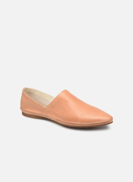 Loafers Vagabond Shoemakers Antonia 4313-001 Beige detaljerad bild på paret
