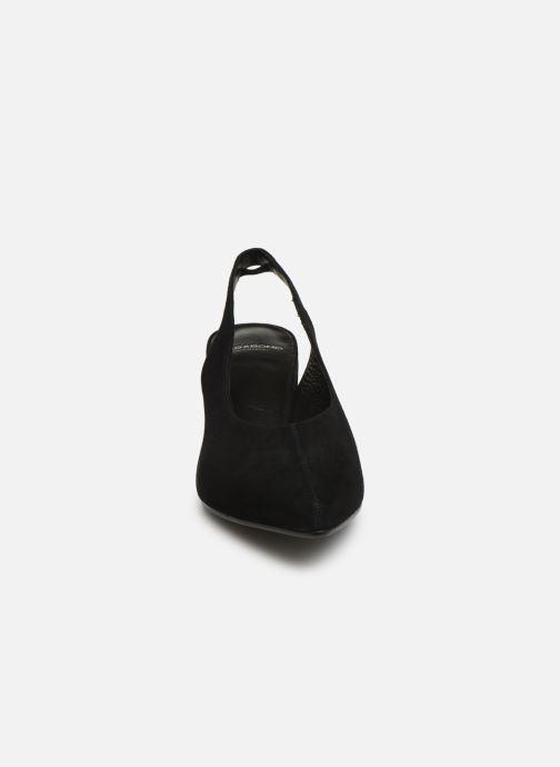 Pumps Vagabond Shoemakers Mya 4319-240 schwarz schuhe getragen