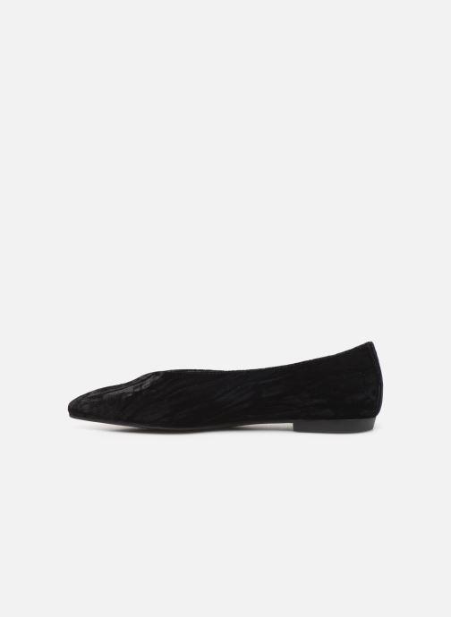 Ballerines Vagabond Shoemakers Katlin 4412-587 Noir vue face