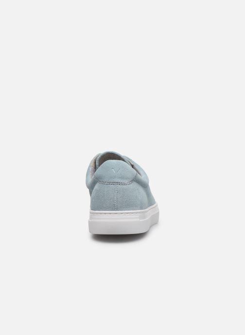Baskets Vagabond Shoemakers Paul 4483-040 Bleu vue droite
