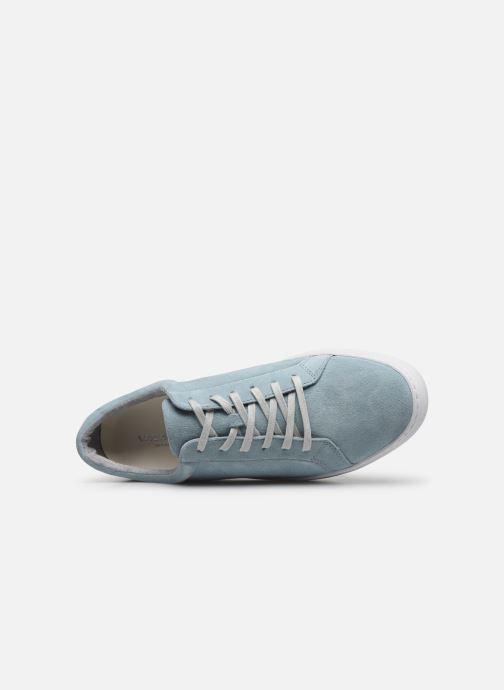 Baskets Vagabond Shoemakers Paul 4483-040 Bleu vue gauche